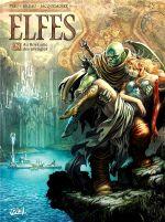 Couverture Au royaume des aveugles - Elfes, tome 28