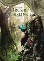 Couverture Dunnrak - Orcs et Gobelins, tome 10