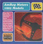 Pochette AmRep Motors 1995 Sampler