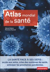 Couverture Atlas mondial de la santé