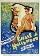 Affiche Escale à Hollywood