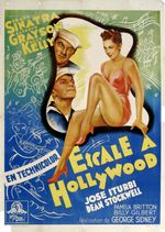Affiche Escale à Hollywood