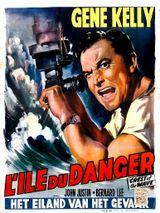 Affiche L'Île du danger