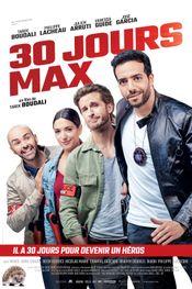 Affiche 30 jours max