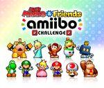 Jaquette Mini Mario & Friends: amiibo Challenge