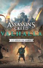 Jaquette Assassin's Creed Valhalla : Le Siège de Paris