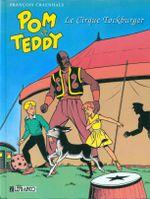 Couverture Les Aventures de Pom et Teddy
