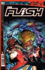 Couverture Future State: The Flash