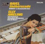 Pochette Ravel: Shéhérazade / Debussy: La Damoiselle élue