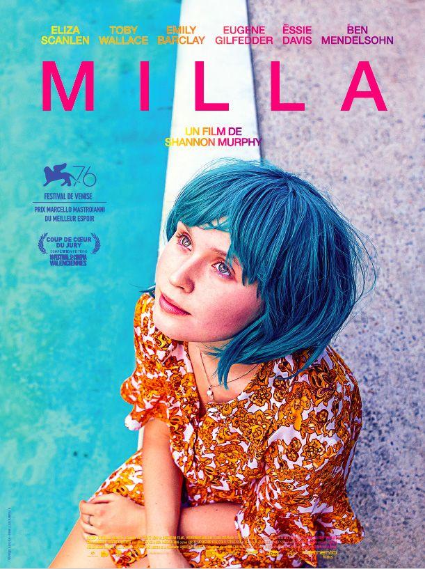 Milla - Film (2020) - SensCritique