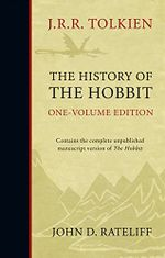 Couverture The History of The Hobbit