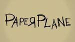 Jaquette Paper Plane