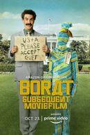 Affiche Borat : Nouvelle Mission Filmée