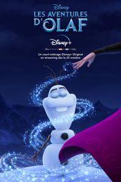 Affiche Les Aventures d'Olaf