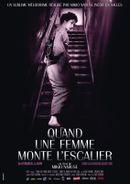 Affiche Quand une femme monte l'escalier