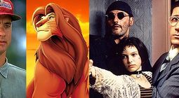 Cover Les meilleurs films de 1994