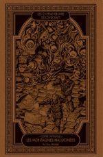 Couverture Les Chefs-d'œuvre de Lovecraft : Les Montagnes hallucinées : Intégrale