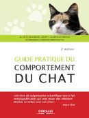 Couverture Guide pratique du comportement du chat