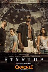 Affiche StartUp