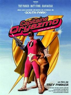 Affiche Capitaine Orgazmo