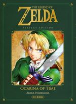 Couverture The Legend of Zelda : Ocarina of Time (Perfect Edition)