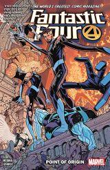 Couverture Point of Origin - Fantastic Four (2018), tome 5
