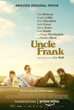 Affiche Mon oncle Frank