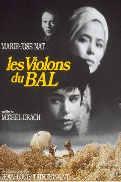 Affiche Les Violons du bal