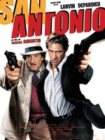 Affiche San-Antonio