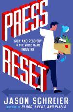 Couverture Press Reset
