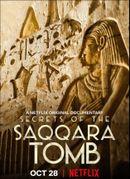 Affiche Les secrets de la tombe de Saqqarah