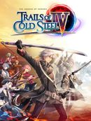 Jaquette The Legend of Heroes: Trails of Cold Steel IV