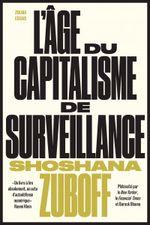 Couverture L'Âge du capitalisme de surveillance