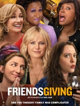 Affiche Friendsgiving