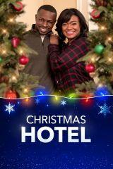 Affiche Bienvenue à l'hôtel de Noël