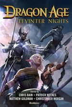 Couverture Dragon Age: Tevinter Nights