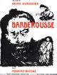 Affiche Barberousse