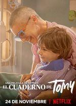 Affiche Le Cahier de Tomy