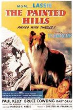 Affiche The painted hills