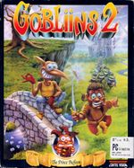 Jaquette Gobliins 2 : The Prince Buffoon