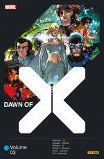 Couverture X-Men : Dawn of X, tome 3