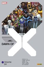 Couverture X-Men : Dawn of X, tome 4