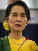 Photo Aung San Suu Kyi