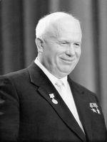 Photo Nikita Khrouchtchev