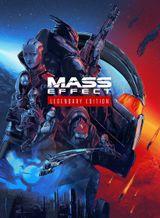 Jaquette Mass Effect : Legendary Edition