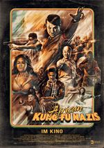 Affiche African Kung-fu Nazis
