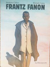 Couverture Frantz Fanon