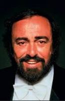 Photo Luciano Pavarotti