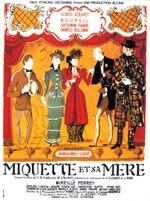 Affiche Miquette et sa mère