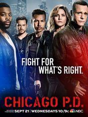 Affiche Chicago PD
